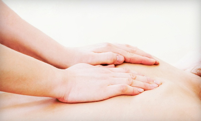 USA Massage & Chiropractic - West New York: 30-Minute Pain Consultation and 60- or 90-Minute Massage at USA Massage & Chiropractic (Up to 82% Off)
