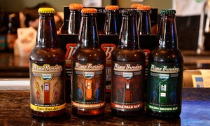 Pismo Brewing Company: $5 for $10 Worth of Microbrews, Pub Grub, and Merchandise at Pismo Brewing Company