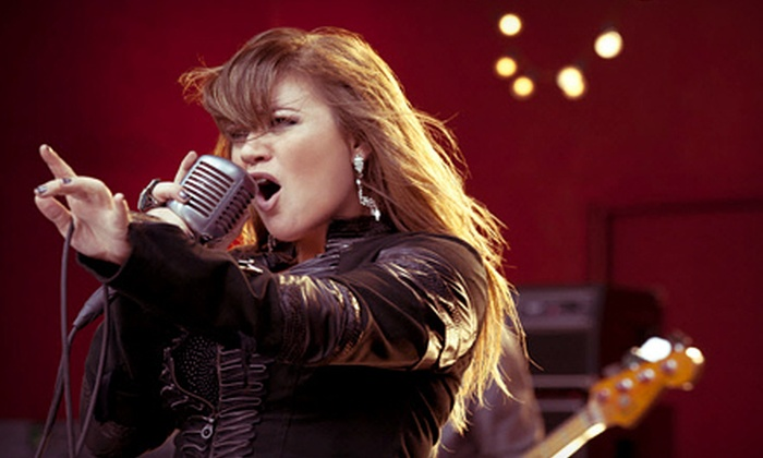 Kelly Clarkson and The Fray - Atlantic Commerce Center: Kelly Clarkson and The Fray at Jiffy Lube Live on August 23 at 7 p.m. (Up to 55% Off). Two Options Available.