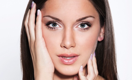 One or Three Eyebrow or Full-Face Threading Sessions at Elegant Brows (Up to 61% Off)