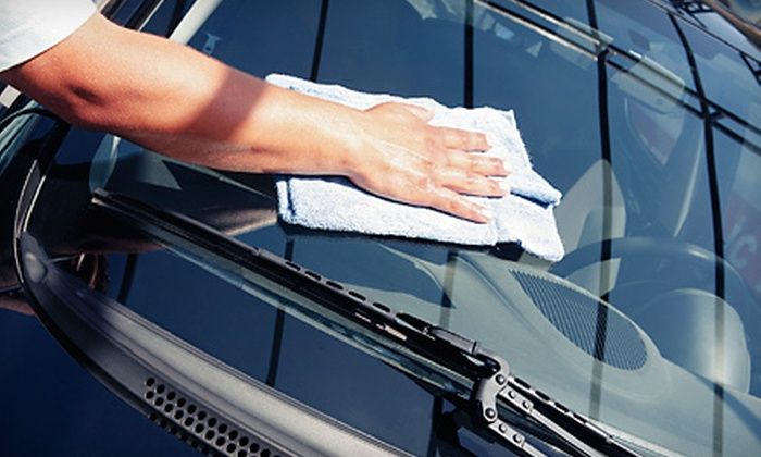 Waverly Glass Company - Waverly: Car Wash and Interior Detail or Winterization Cleaning at Waverly Glass Company (Up to 69% Off)