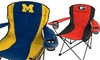 NCAA Quad Chairs (2-Pack): NCAA Quad Chairs (2-Pack). Multiple Teams Available. Free Returns.
