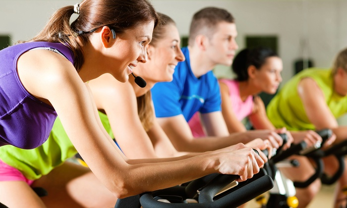 Go Epic Indoor Cycling - Northeast Meridian: 10 or 20 Indoor-Cycling Classes at Go Epic Indoor Cycling (76% Off)