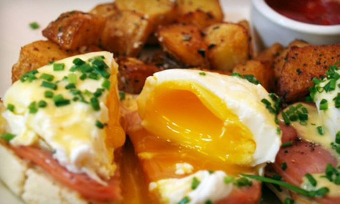 Martini Bar & Grill - Miami: Brunch with Unlimited Mimosas for Two, Four, or Six at Martini Bar & Grill in Miami Lakes (Up to 61% Off)