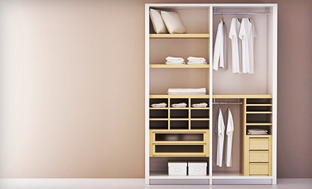 2 Hours of Home-Organization Services (a $150 value) - Vivacity in