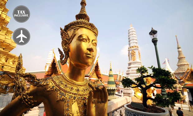Bangkok: Boutique Hotel + Flights 0