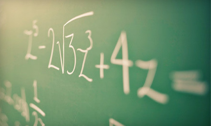 Math 1-2-3, Inc. - Koreatown: 50-Hour Online GRE, GMAT, or SAT Course, or 12-Hour Intensive GRE or GMAT Math Seminar from Math 1-2-3, Inc. (60% Off)