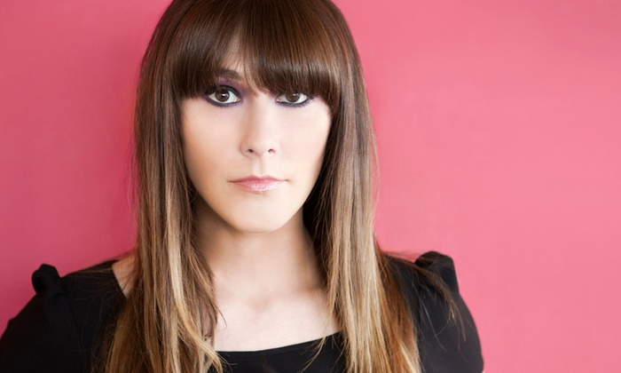 M Salon - Palm Beach Shores: Haircut, Style and Conditioner with Optional Partial or Full Highlights at M Salon (50% Off)