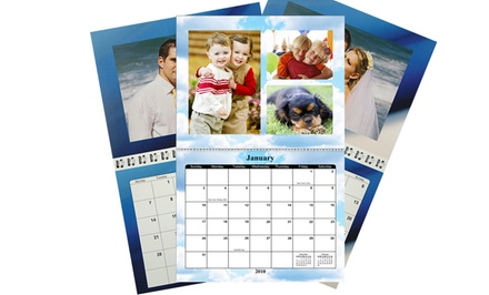 $10 for One Custom Calendar from MyPictureBook ($34.99 Value)