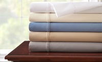 GROUPON: 1,000TC De Luxe Collection Sheet Set 1,000TC De Luxe Collection Sheet Set