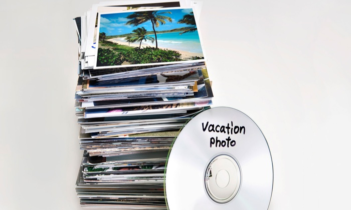 Scan Photos to Digital - Rolling Meadows: $22.99 for a Scan-to-DVD Package for 100 Photos from Scan Photos to Digital ($46 Value)