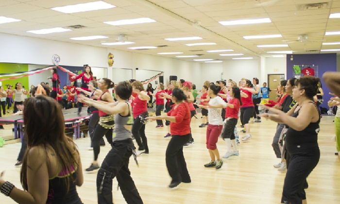 Dance 2 Gather - Meadow Hills: $60 for $120 Toward VIP Unlimited Class PackageGroupon — Dance 2-Gather