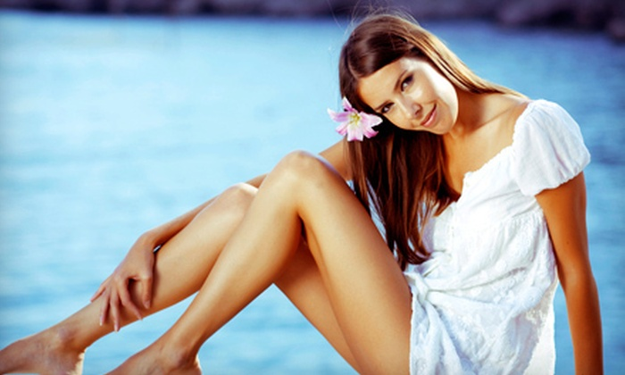 Arc Wellness Centre - Markham: One Year of Laser Hair-Removal Treatments for a Small, Medium, or Large Area at Arc Wellness Centre (Up to 91% Off)