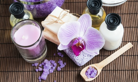60-Minute Full-Body Massage at Luz Moogan LMBT (49% Off)