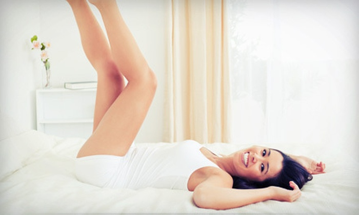 Charm Skin Care - Arrochar: Six Laser Hair-Removal Sessions on Small, Medium, or Large Area at Charm Skin Care in Staten Island (Up to 84% Off)