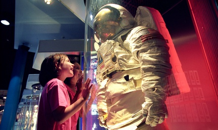 $15 for One Admission to Space Center Houston (Up to $23.95 Value)
