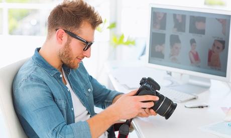 Curso intensivo de fotografía de 8 horas con teoría y prácticas para 1 o 2 personas desde 39,90 € en Gardoki Oferta en Groupon