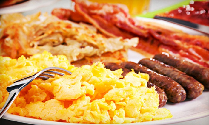 Penny Ann's Cafe - People's Freeway: Breakfast for Two or Four at Penny Ann's Cafe (Half Off)