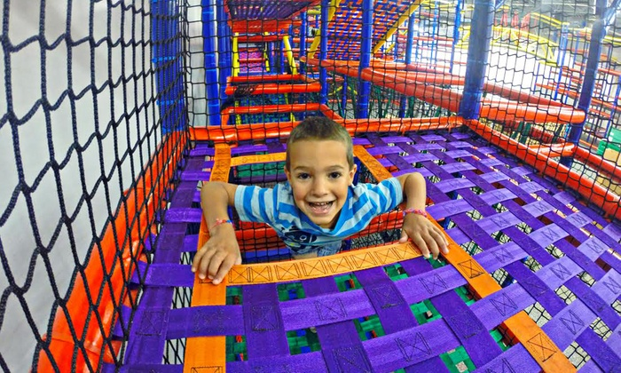 Mt. Playmore - Parmer Center: $21 for Three Groupons, Each Good for One Child Day Pass at Mt. Playmore (Up to $40.35 Total Value)
