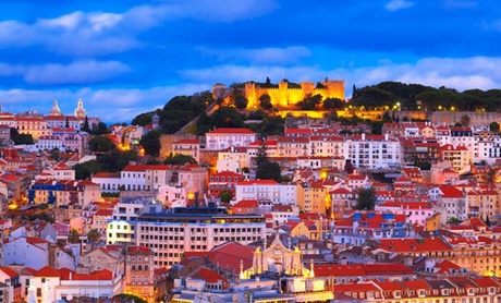 Lisbon Getaway with Airfare