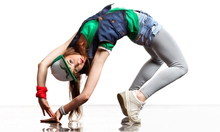 5 or 10 Hip-Hop Dance Classes at Hip Hop Dance Junkies (Up to 64% Off)