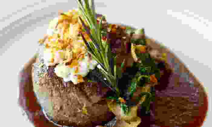 Prime - Delray Beach: $20 for $40 Worth of Prime Steak, Sushi, and Seafood for a Table of Two or More at Prime