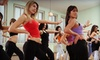 Up to 54% Off at Zumba with Sarah & Karla