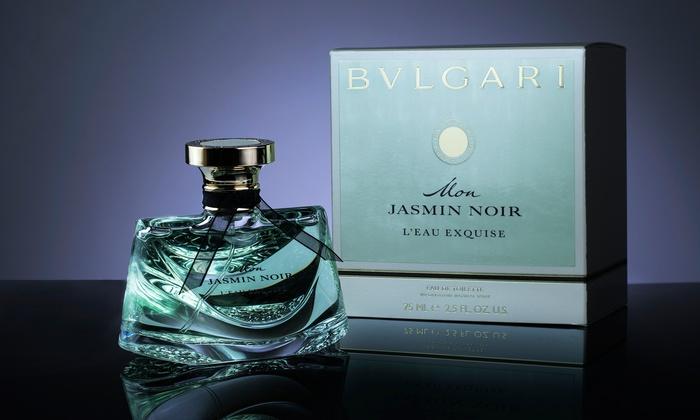 Bvlgari Exclusive Mon Jasmin Noir L'Eau Exquise