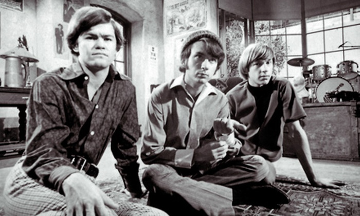 The Monkees - Long Beach Convention Center: The Monkees on August 13 at Terrace Theater at Long Beach Convention & Entertainment Center (Up to $86.80 Value)