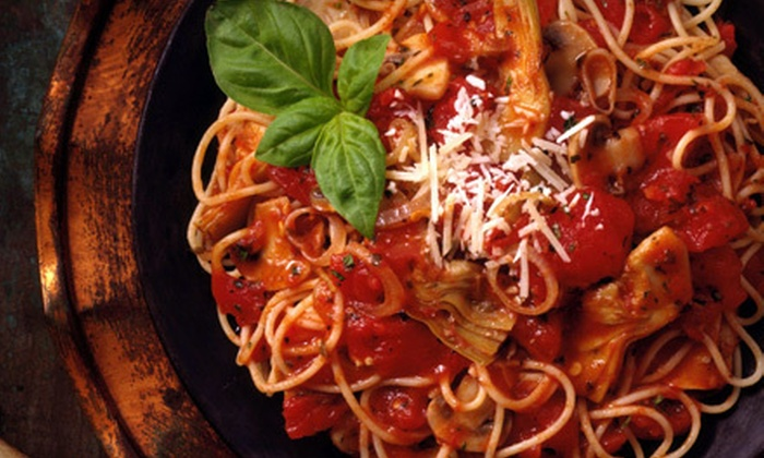 Vitale's Italian Cuisine - Oshkosh: $10 for $20 Worth of Italian Fare and Drinks for Dinner at Vitale's Italian Cuisine in Oshkosh
