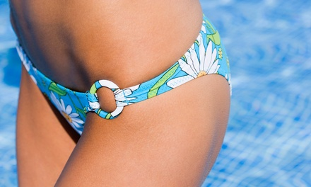 $25 for One or Three Brazilian Waxes at In Touch Massage & Day Spa ($50 Value)