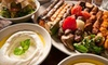 Kababji Grill (OOB) - Dupont Circle: $20 for $40 Worth of Lebanese Fare and Drinks at Kababji Grill