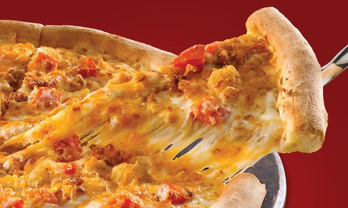 Papa John's - Multiple Locations: One or Two Large Specialty Pizzas with Up to Seven Toppings at Papa John's (Up to 55% Off)