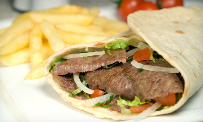 Good Fellas Grill - Deer Valley: $12 for Two $12 Vouchers for Greek and Mediterranean Food at Good Fellas Grill ($24 Value)