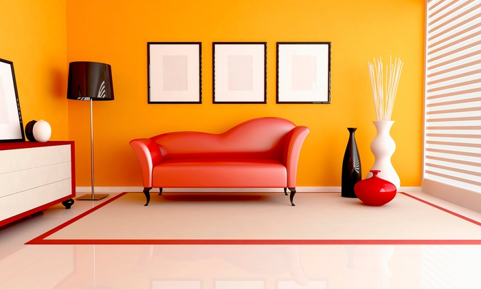 Painting Plus South Florida - Fort Lauderdale: Interior Painting for One or Two Rooms from Painting Plus South Florida (Up to 62% Off)