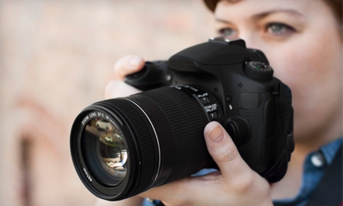 Ashley Photography - Colorado Springs: $47 for a Three-Hour Digital Photography Workshop at Ashley Photography ($99 Value)