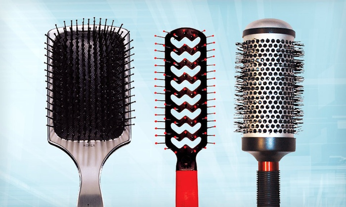 Best of Cricket Three-Brush Set: $11.99 for a Best of Cricket Three-Brush Set – Groupon Exclusive ($43.38 List Price)
