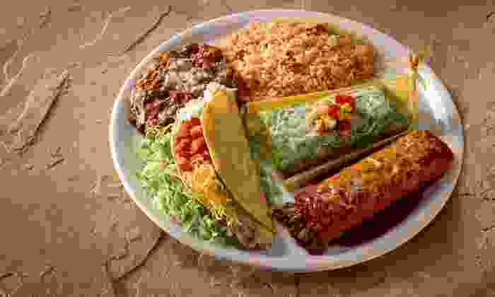 Olivia's - Arlington: Mexican Dinner and Margaritas for Two or Four at Olivia's (Up to 52% Off)