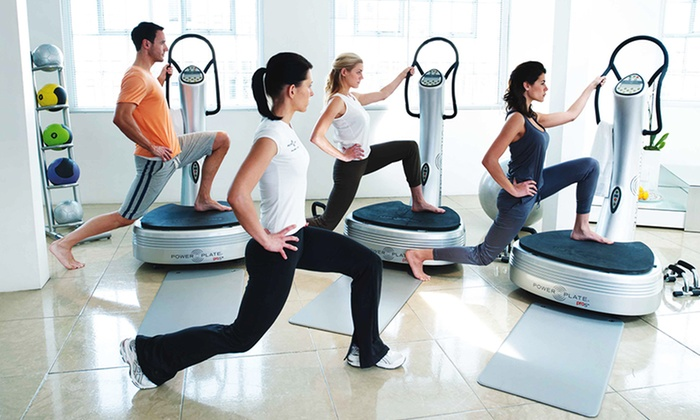 E2 Fitness Studio - Town & Country: One or Three Months of Unlimited Power Plate Fitness Classes at E2 Fitness Studio (Up to 78% Off)