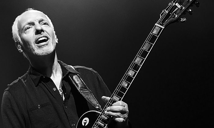 Peter Frampton and Cheap Trick - Starlight Theatre: Peter Frampton and Cheap Trick at Starlight Theatre on June 18 at 7:30 p.m. (Up to 61% Off)