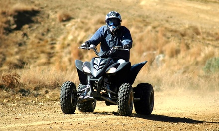 $56 for a Four-Hour ATV Rental from San Diego Motorsport Rentals ($110 Value)