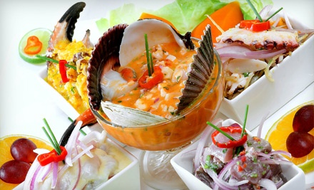 $25 for $50 Worth of Peruvian Cuisine at MPP Brickell-Mi Propiedad Privada