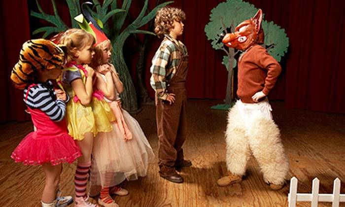 Children's Acting Academy - Children's Acting Academy: One or Three Acting or Musical-Theater Classes at Children's Acting Academy (Up to 64% Off)