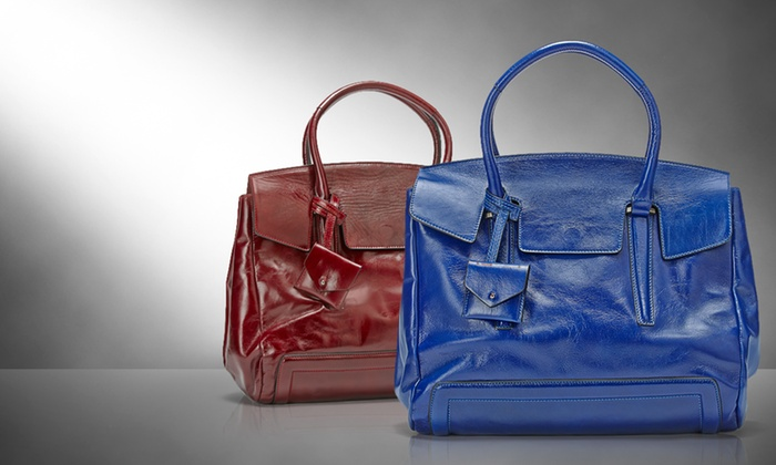 Allibelle: $129 for an Allibelle Henry Tote ($495 List Price). Assorted Colors Available. Free Shipping and Returns.