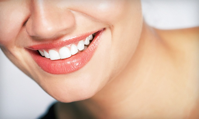 Crown Heights Dentistry - Crown Hts. - Edgemere Hts.: Dental-Exam Package with Optional Teeth Whitening at Crown Heights Dentistry (Up to 91% Off)