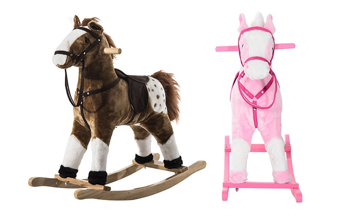 MH Canada Inc.: Musical Rocking Horse (Shipping Included)