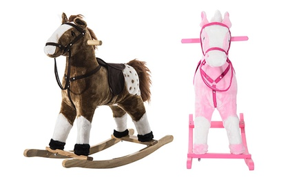 Musical Rocking Horse (Shipping Included)
