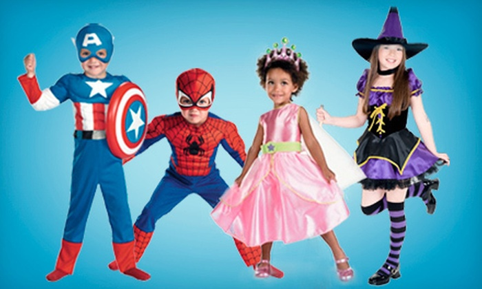 Nalace.com: $19 for $40 Worth of Halloween Costumes, Decorations, and Accessories from Nalace.com