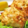 45% Off Crab-Cake Dinner for Two