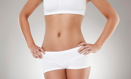 6, 8, or 10 Ultrasonic-Cavitation Body-Contouring Treatments at My Laser Institute (Up to 95% Off)